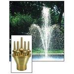 "ProEco N108 1-1/2"" Lotus Fountain Nozzle-2"