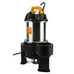 10000 Submersible Pump for Ponds, Skimmer Filters2