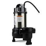 Tsurumi 12PN Submersible Pump for Ponds, Skimmer-2