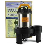 10000 Submersible Pump for Ponds, Skimmer Filters4