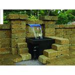 Splash Mat for 12-inch Formal Waterfall Spillway-2