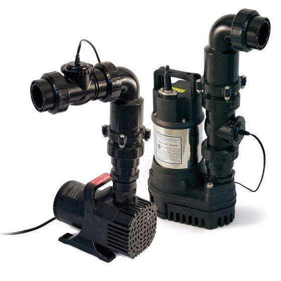 Water Feature Ionizer, Water Clarifier-2