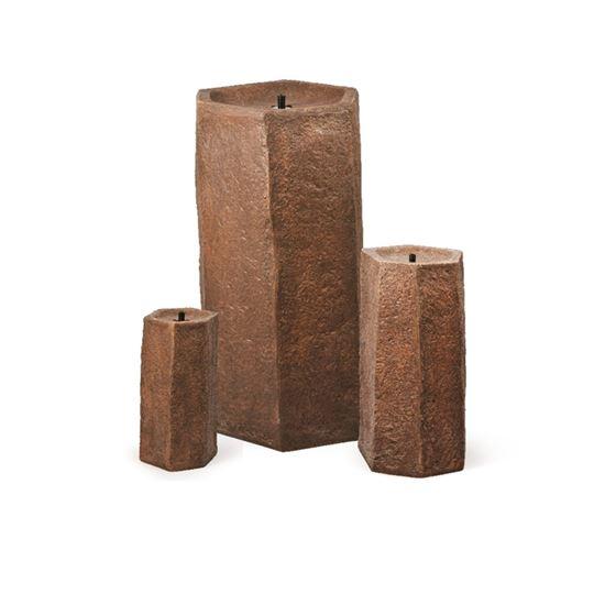 Basalt Column Fountain-2