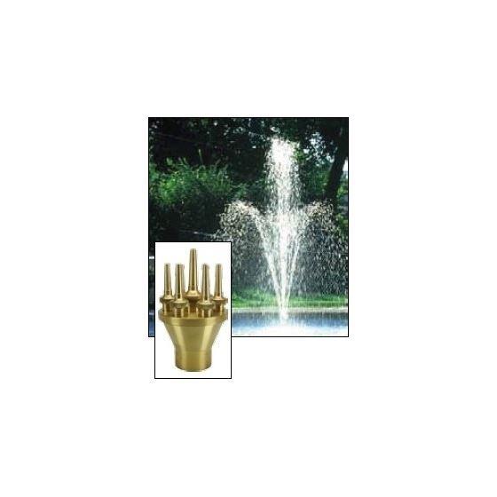 "ProEco N108 2"" Lotus Fountain Nozzle-2"
