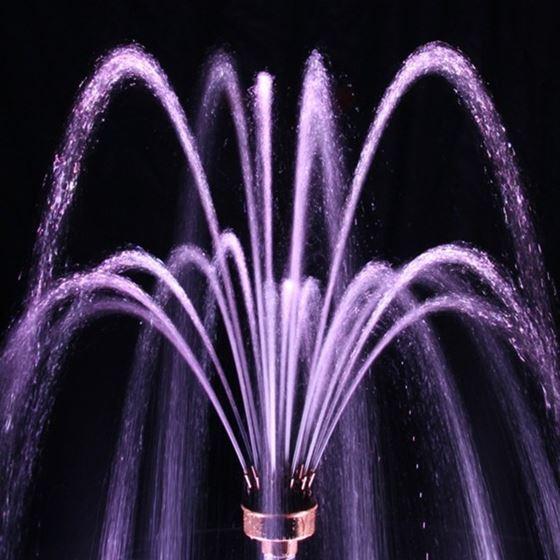 "ProEco N108 1/2"" Cluster Fountain Nozzle-2"