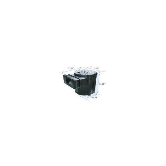 Skimmerfilter Base Unit - 2