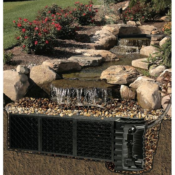 Pump Vault for Pond-free Water Features, Max -2