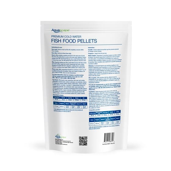 Premium Cold Water Fish Food Pellets 2 kg-2