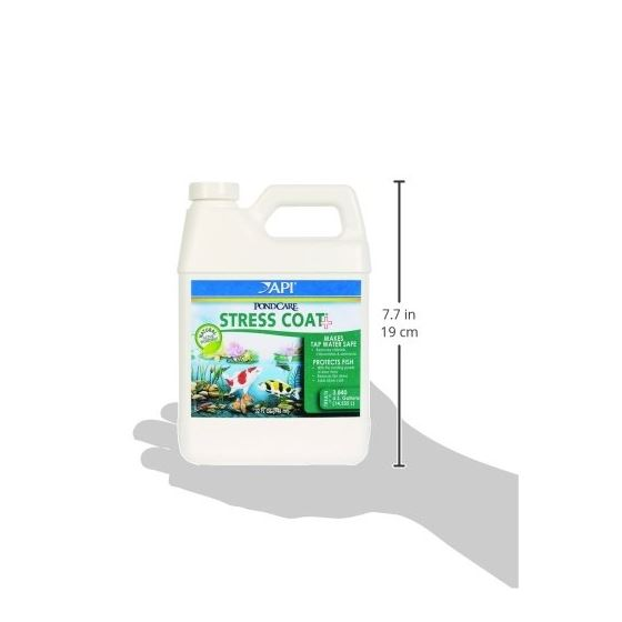 API Pondcare Stress Coat Pond Water Conditioner-2