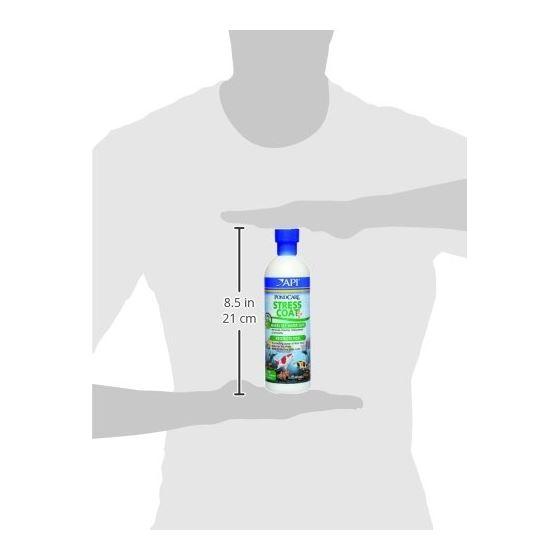 PondCare Stress Coat Water Conditioner 16 oz. -2