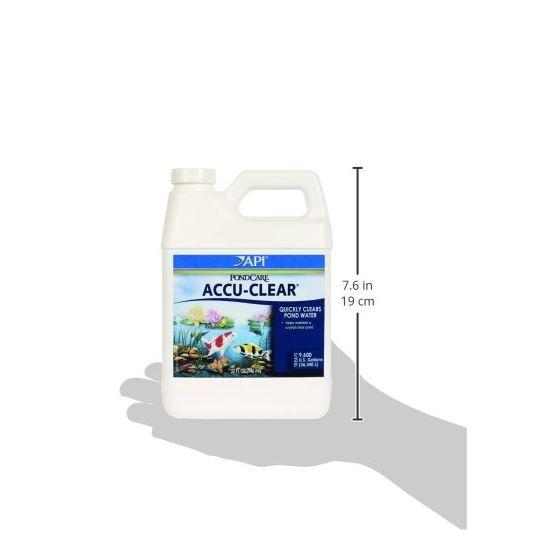PondCare Accu-Clear Water Clarifier- 32 OZ-2