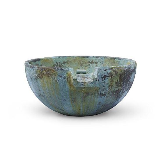 78204 Spillway Bowl For Pond, Landscape, And Garde
