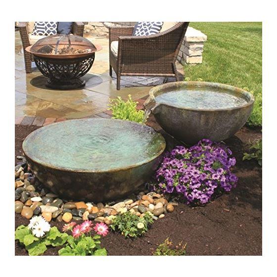 78204 Spillway Bowl For Pond, Landscape, And Gar-3