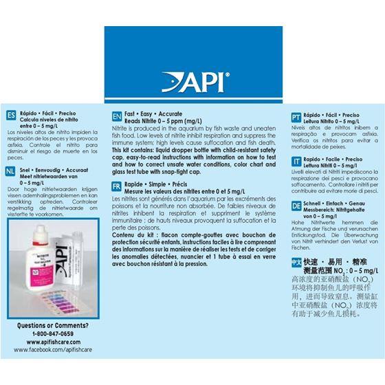 API Nitrite Test Kit-2