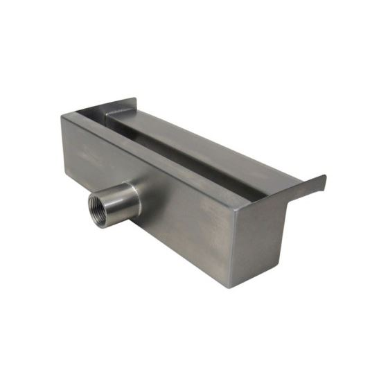 """ProEco 24"""" Stainless Steel Weir-2"""