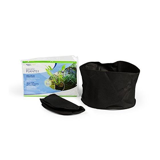 98500 Fabric Plant Pot For Ponds, 12-Inch X 8-In-2