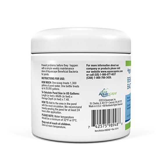 98948 Dry Beneficial Bacteria For Pond And Water-2