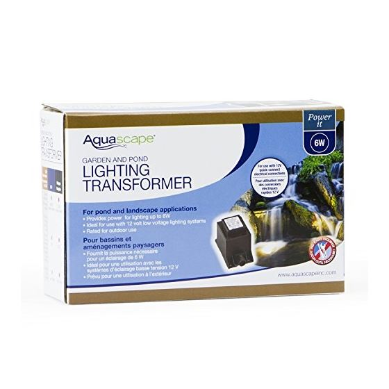 AQSC 12V Simple Plug-In Transformer, 6W Disconti-4