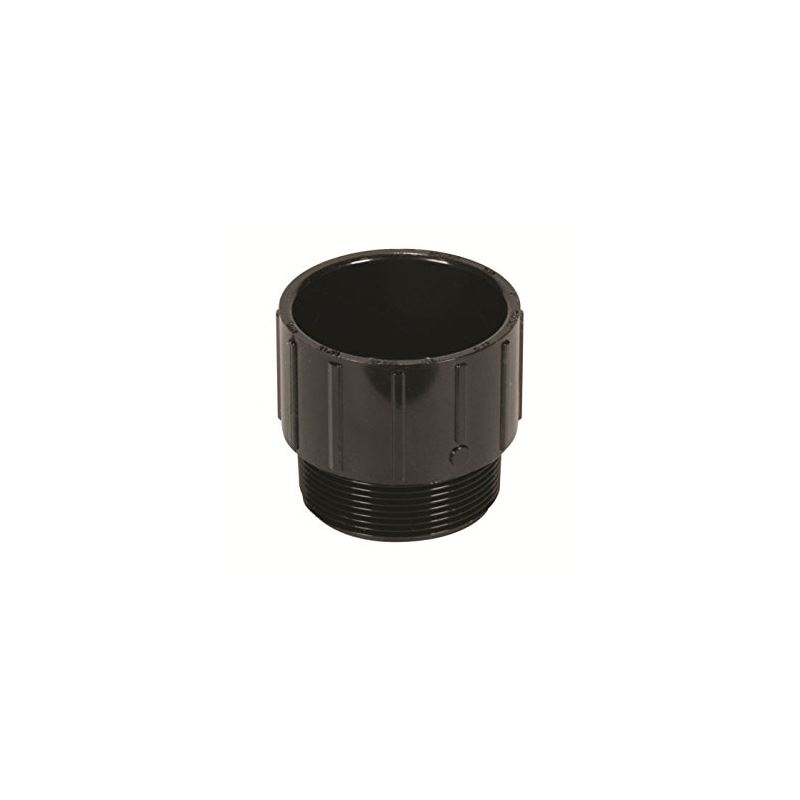 99141 PVC Male Pipe Adapter 1.25 And For Pond Wate