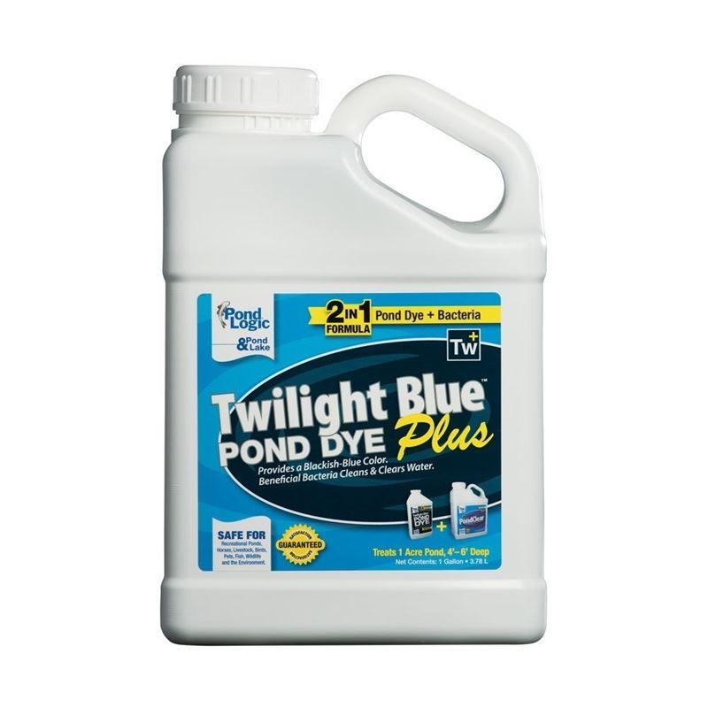 Twilight Blue Pond Dye PLUS, 1 Gallon