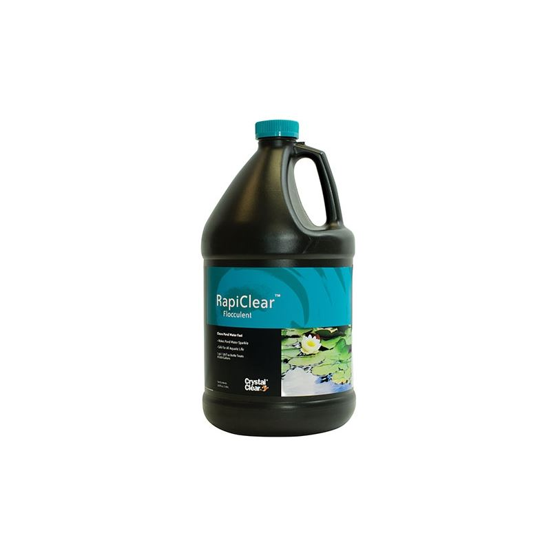 Rapiclear Pond Flocculent, 1-Gallon