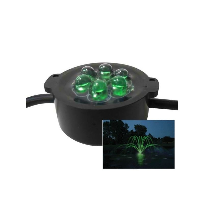 8 Puck LED Lights 100