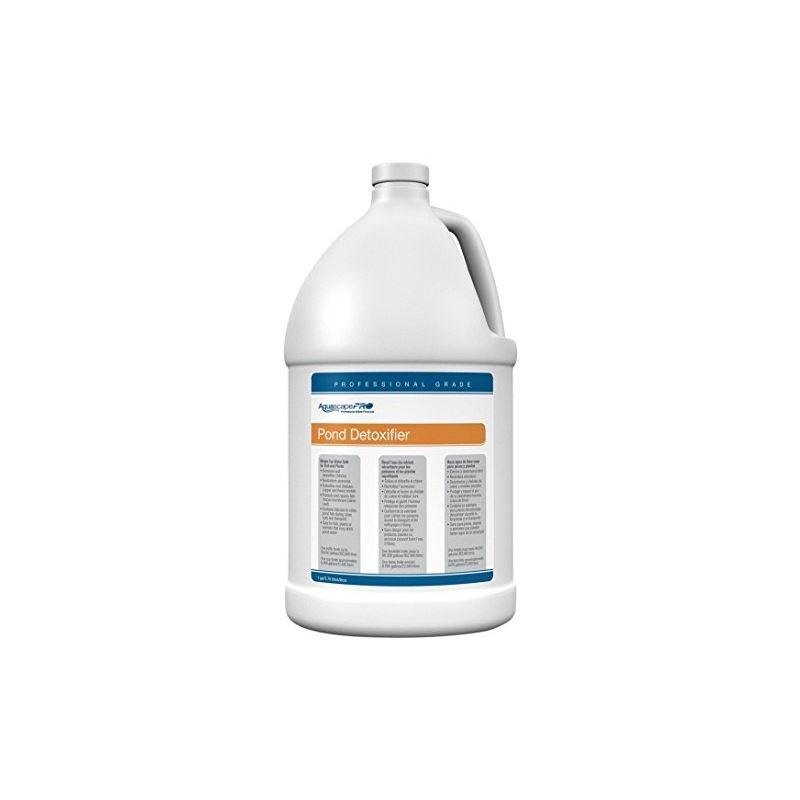 PRO Pond Detoxifier Liquid, 4 L 1.1 Gal