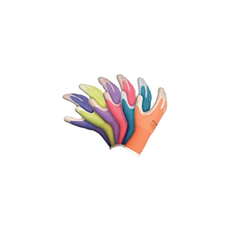 Atlas Nitrile Touch Gloves- XS