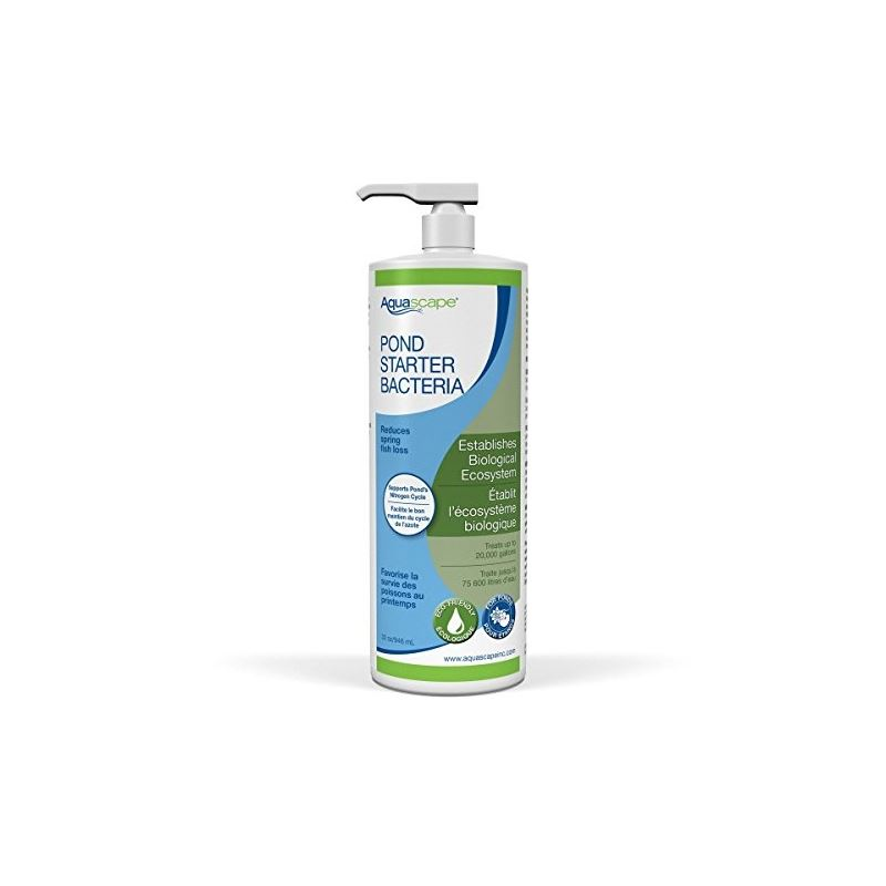 96015 Pond Starter Bacteria Water Treatment For Po