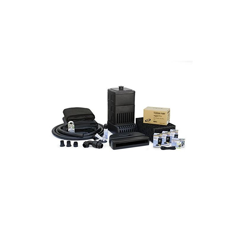 Complete Waterfall Kit With 26 Feet Stream  Large