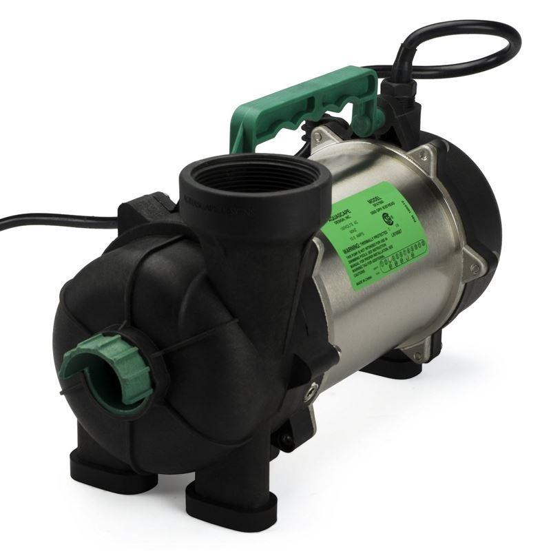 Aquascape 20004  7500 Submersible Pump for Ponds,