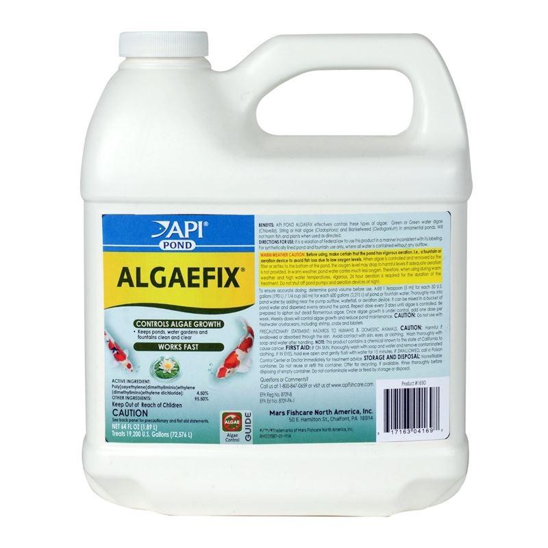 Aquarium Pharmaceuticals PondCare AlgaeFix 64 fl o