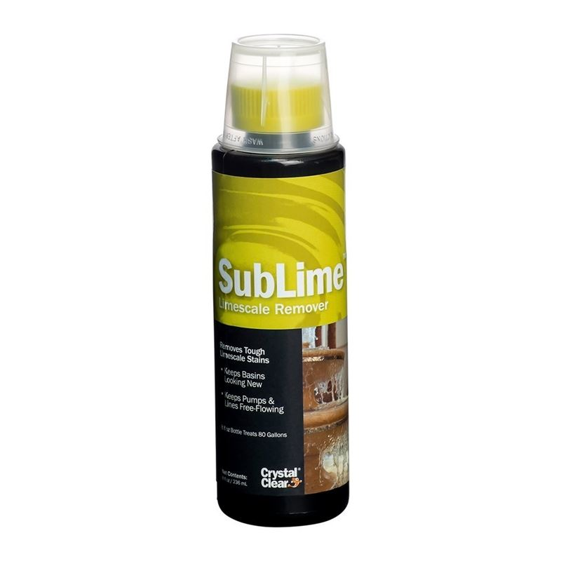 Sublime Limescale Remover, 8 Ounces