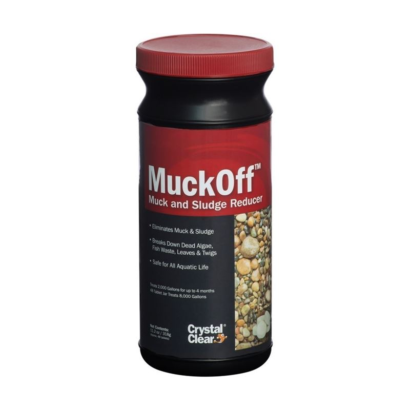 MuckOff, 48 Tablet Containers