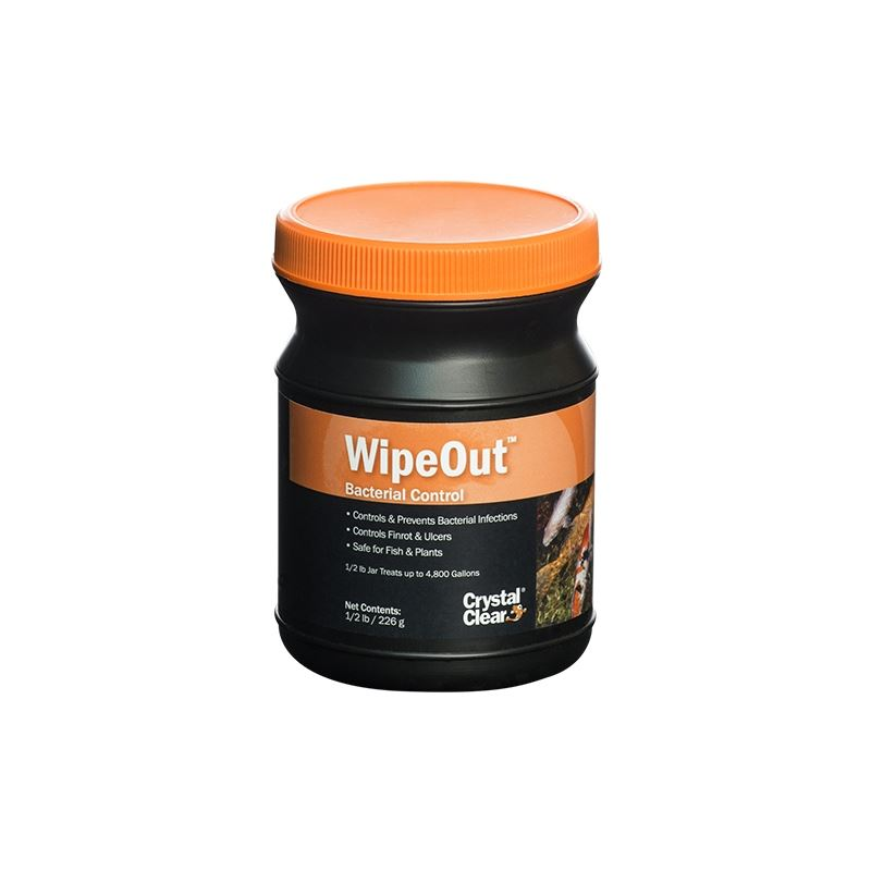 WipeOut Bacterial Treatment WLM, 8oz