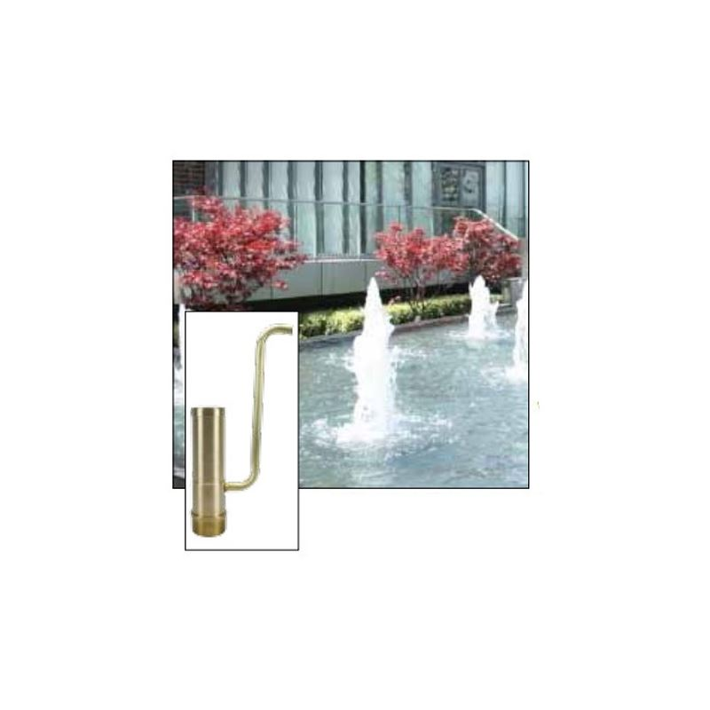 "ProEco N111 2"" Foam Jet Fountain Nozzle"
