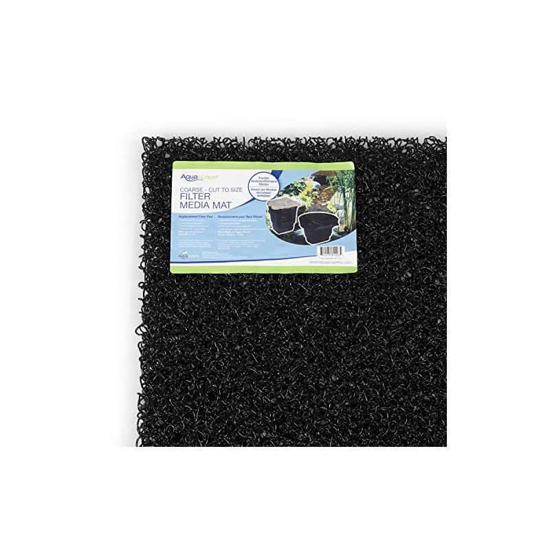 Filter Media Mat 24 And X 39 And  Low Density  Bla