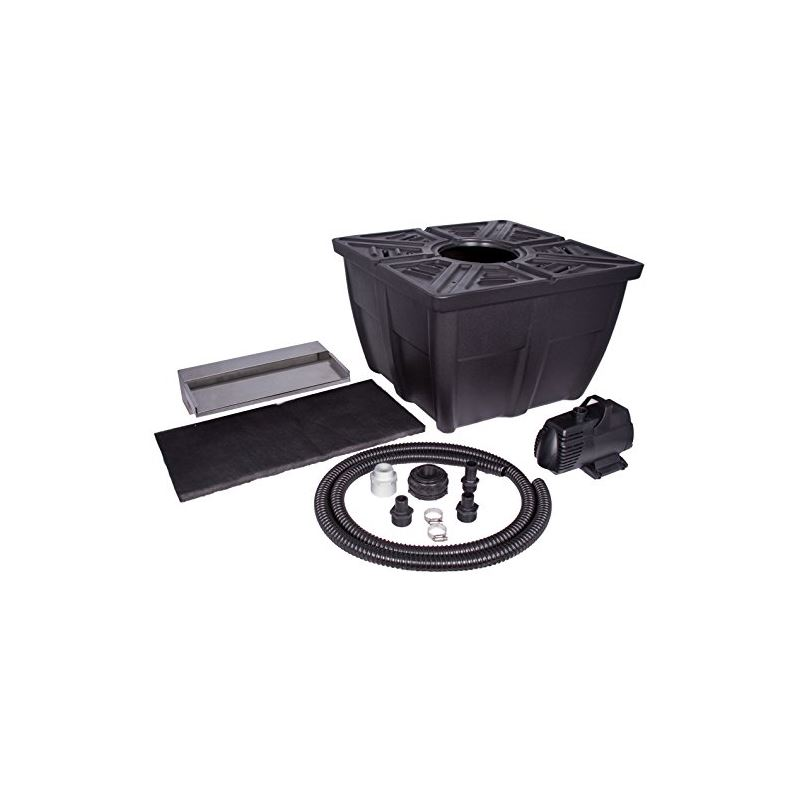 58080 Stainless Steel Waterwall Spillway Kit With