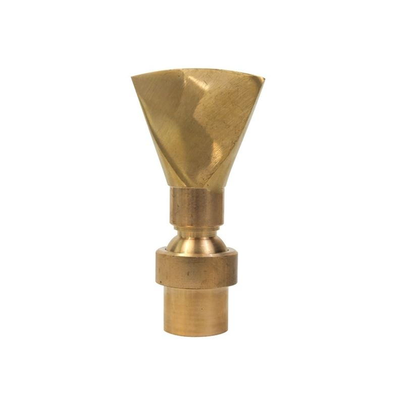 """ProEco N115 1-1/2"""" Fan Jet Fountain Nozzle"""