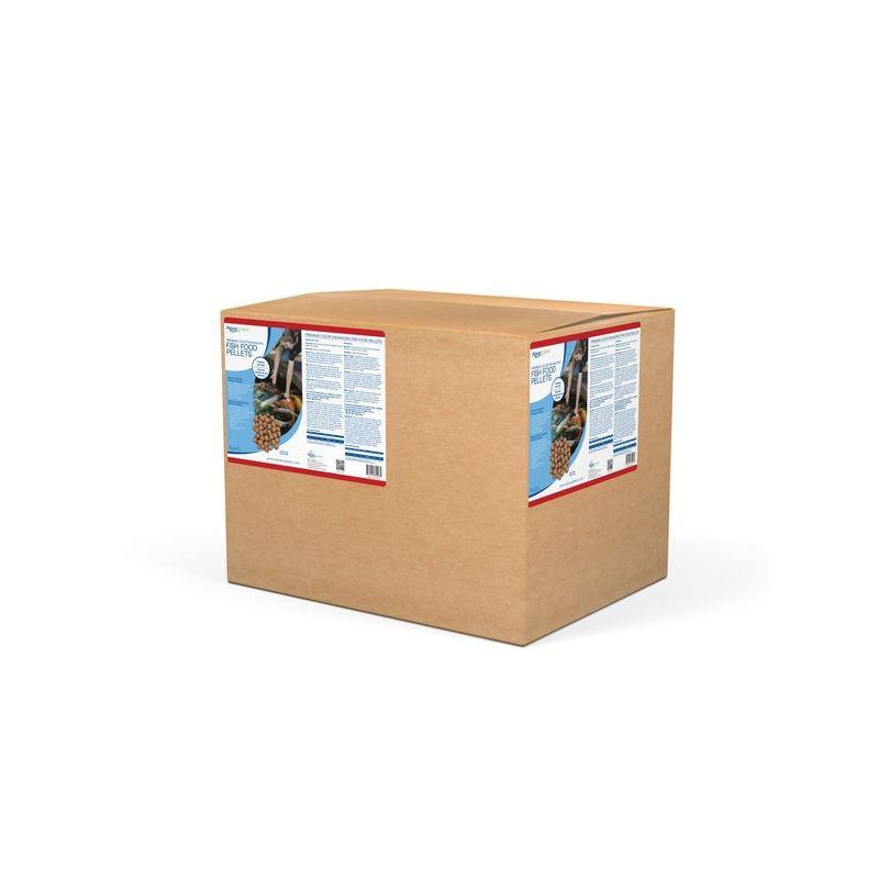 Premium Color Enhancing Fish Food Pellets - 20 kg