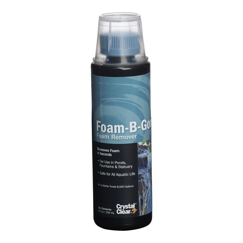 Foam-B-Gone, Foam Remover, 8 oz Bottles - Quantity
