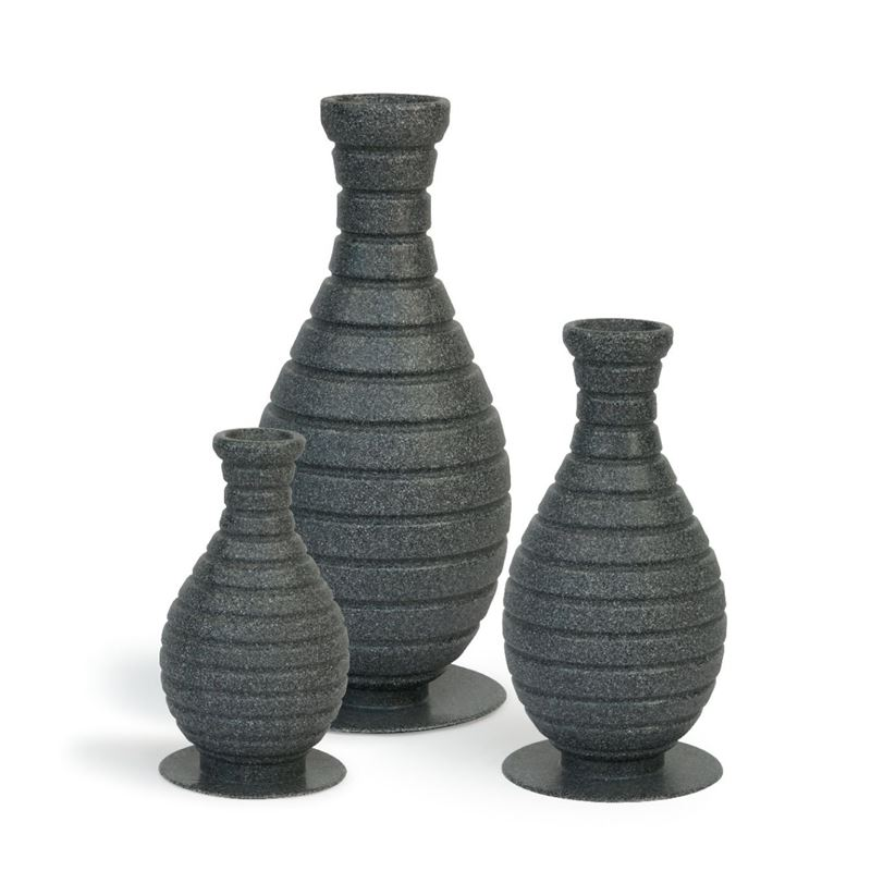 3-Piece Color Changing Vase Fountain, 32/24/18-Inc