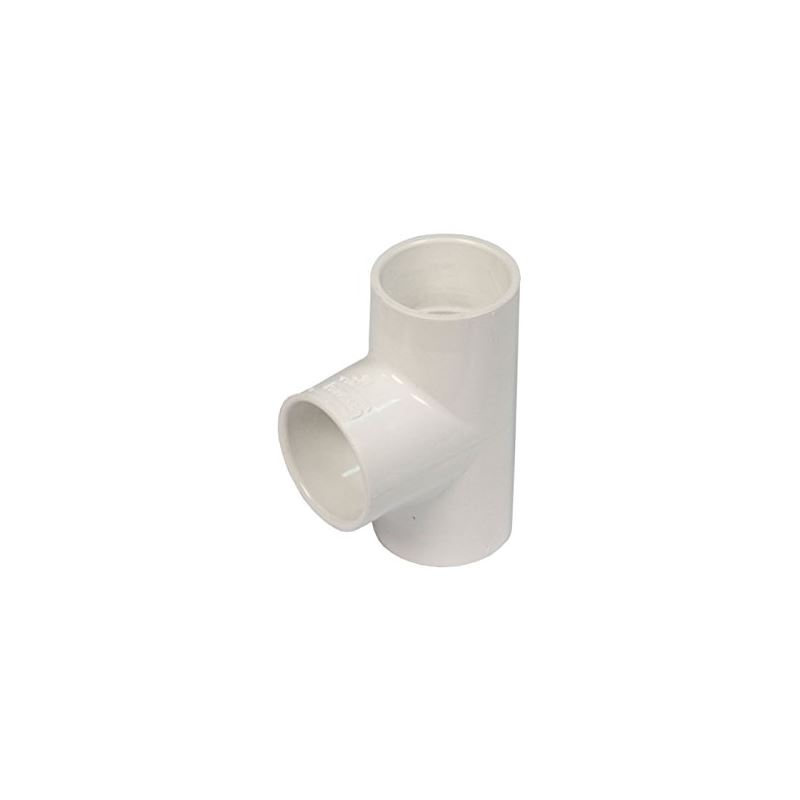 99190 PVC Tee Fitting 1.5 And For Pond Water Featu