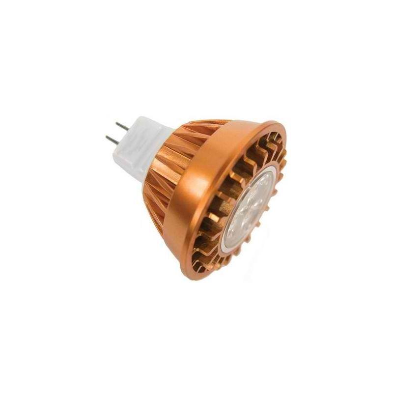 LX2 MR16 4.74 7.11W WFL, 30K LED Lamp