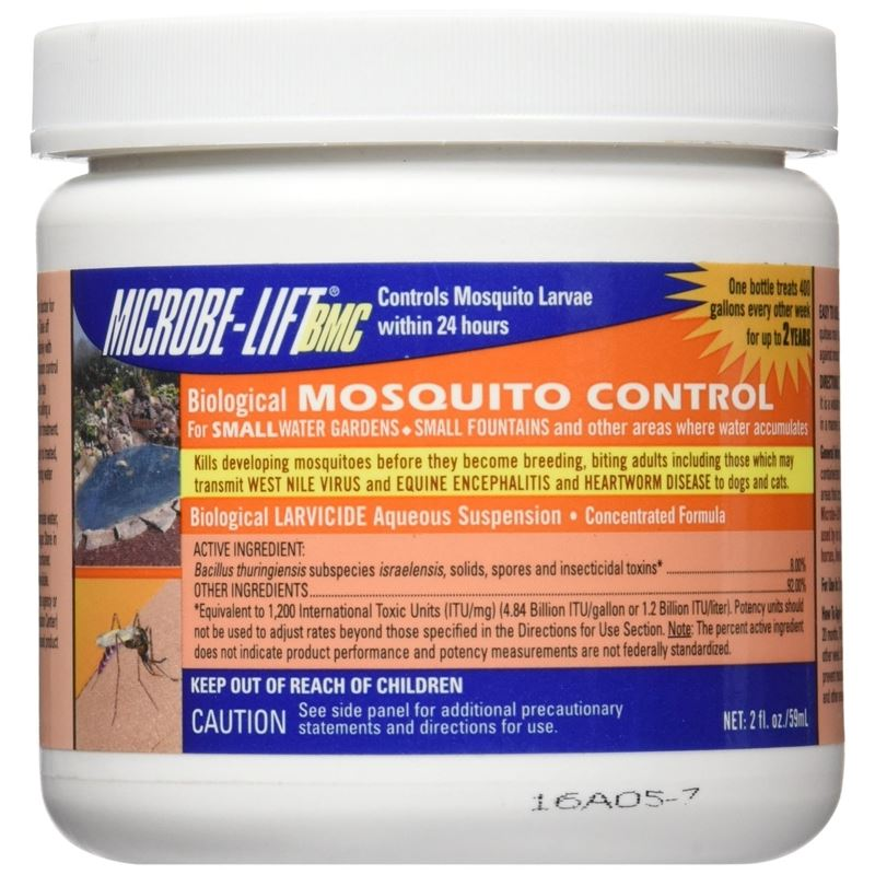 Ecological Laboratories Biological Mosquito Contro