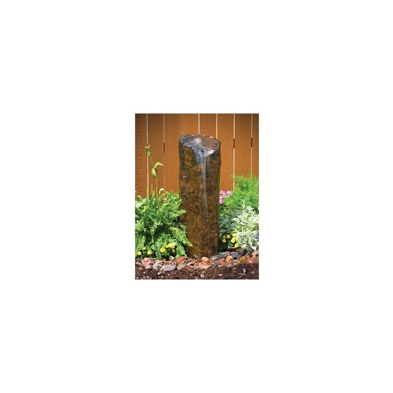 Natural Mongolian Basalt Column, 36 And
