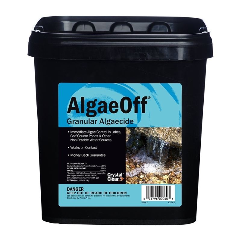 AlgaeOff, String Algae Remover, 10 lb Bucket