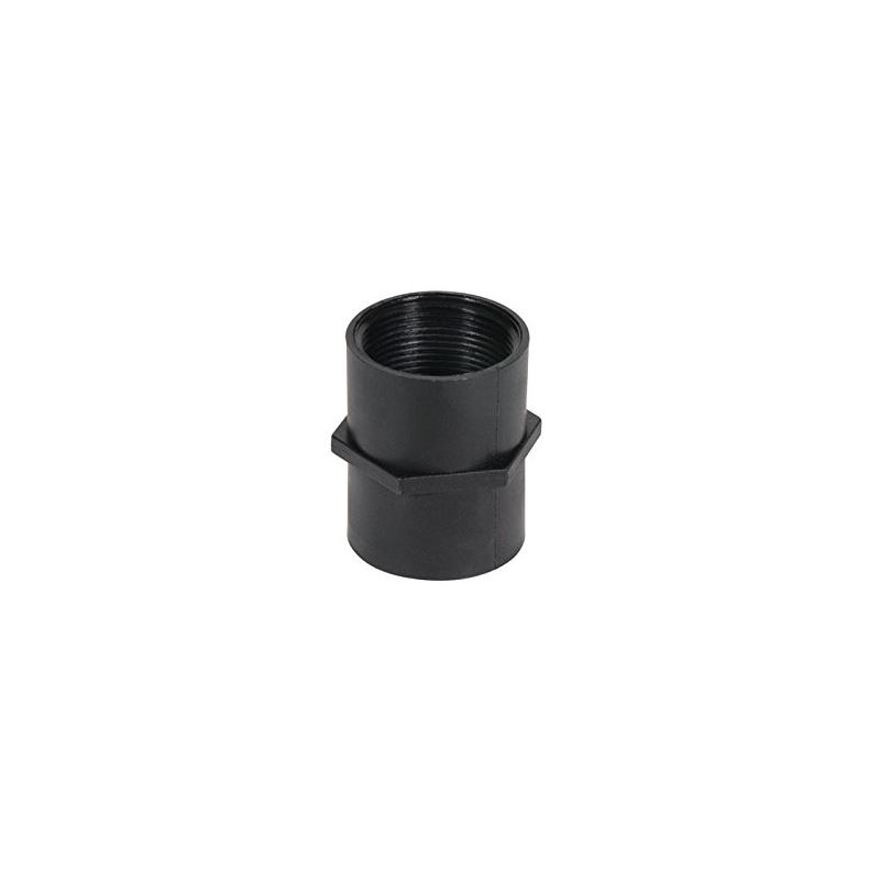 99178 PVC Female Thread Pipe Coupling 1.25 And For