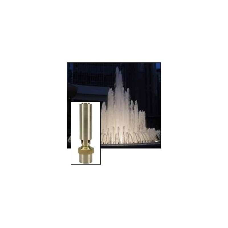 "ProEco N104 2"" Geyser Fountain Nozzle"