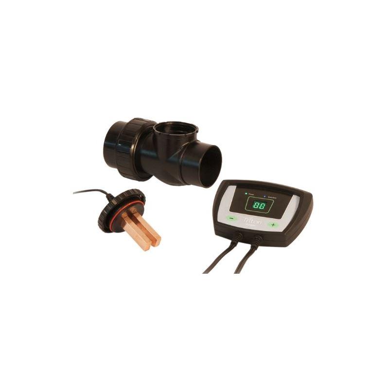 Water Feature Ionizer, Water Clarifier